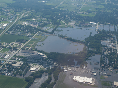 Ames Flood Mitigation Study Online Open House City Of